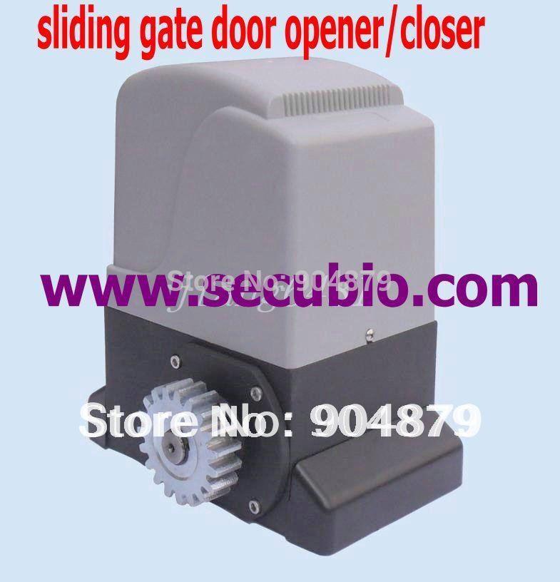 Hotsales Intelligent Automatic Sliding Gate Opener Door Motor Door