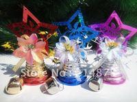 20pcs/Lot Christmas tree decoration/ christmas bell