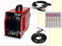 Inverter dc Welding Machine TIG200 with Free Accessories