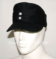 WWII GERMAN ELITE EM SUMMER PANZER M43 FIELD COTTON CAP IN SIZES -32044