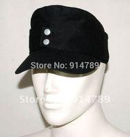 WWII GERMAN ELITE EM SUMMER PANZER M43 FIELD COTTON CAP IN SIZES -32044