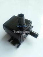 Mute Brushless DC Pump, Water/ Oil/ Fluids,  Submersible, 12V, Head 3m, For Plumbing Mattress Pump/ Mini Craft Pump