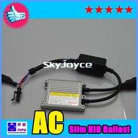 35W silver HID XENON BALLAST  AC hid ballast 3 pair=6 PCS per lot by Hongkong post ID17157