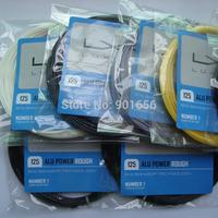 Free shipping(11pcs/lot,12m/pcs)LX ALU Power Rough Tennis String(Polyester Strings)Pro's pro Spinox