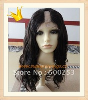 Custom order u part wig best quality sunnymay hair Brazilian virgin  human hair body wave U shape full lace wigs