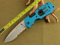 6pcs BLUE Kershaw Select Fire knife & Screwdriver Multi-tool 1920B