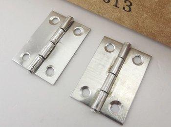 20PCS 1.5'' Stainless steel furniture drawer hinge