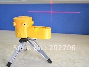 Multi-function Laser Leveler laser level meter 2pcs/lot!