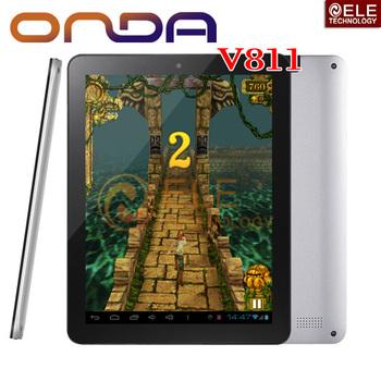Onda V811 Amlogic Cortex A9 Dual Core 8 inch IPS Android 4.1 1GB 16GB HDMI Tablet PC