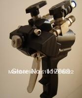 High pressure Polyurethane coating machine and spraying gun