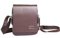 New Fashion Leather Handbags Men Cowhide Handbag Shoulder Bag Business Briefcase 046 Drop/Free Shipping