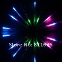 Free shipping 96 led  8 tudes 20cm  LED christmas light  LED Snow fall raining tube led meteor tube