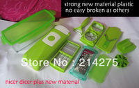 2013 Hot Sale Vegetable Nicer Dicer Plus Multi-Chopper Fruit Slicer Food Slicer,Food Cutters As Seen On TV