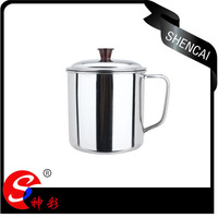 11cm Hot Sale Stainless Steel Travel Mug Coffee Mug