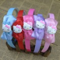 Min order is $10 ( mix order )Cute Princess headwear hair accessories  kitty hairbands children kids party gift H49