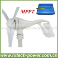 600W max wind turbine generator with build in MPPT wind controller and 600W off grid pure sine wave inveter. Free shipping .