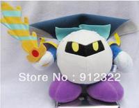 Free Shipping High quality Nintendo Kirby Adventure Plush Doll - Meta Knight,NEW Wholesale and Retail