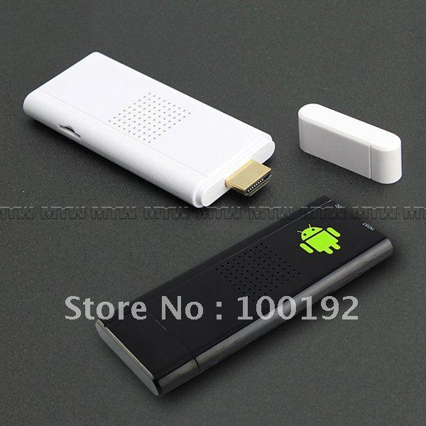 New MK802 IV UG802 II Dual Core A9 Rockchip 3066 1GB RAM DDR3 4GB ROM 3D Android 4.0 mini pc Wifi google android TV box Mini PC(Hong Kong)