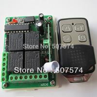 Free shipping rf wireless receiver & transmitting/rf controller & rf remote control