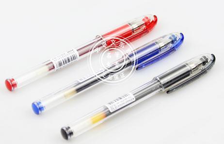 Gel Pen vs Ballpoint Gel Pen 0.38 Good Quality
