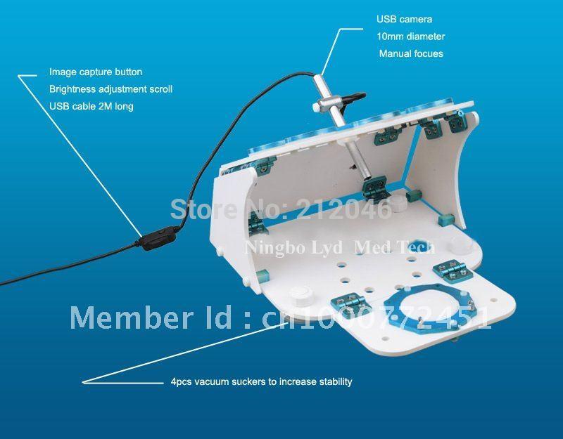 Laparoscopic Operation Simulator Training Case USB,Surgical Skills,Surgical Training(China (Mainland))