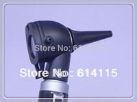 High grade hot sell Medical ear fiber Optic otoscope ear endoscope with nice gif box free shipping