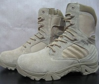 7'' Delta Tactical boots hiking boots desert shoes