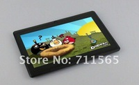 7'' tablet pc Allwinner A13 Q88 5 point capacitive Screen+android 4.0+Multi Touch+1.2GHz 512MB 4GB+Webcam+Wifi