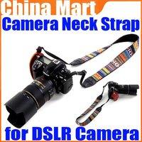 Vintage Hippie Letter Sling Camera Shoulder Strap Neck Belt for Digital DSLR SLR Camera Free Shipping+Drop Shipping