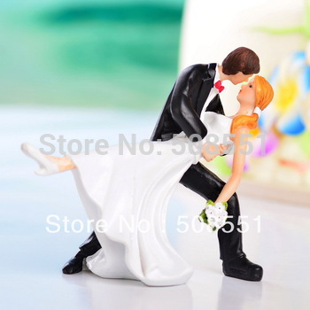 Free shipping Cake Topper - Kiss
