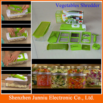 Hostess Favourite Multi Function Vegetable Fruit Shredders Chopper Slicer Convenient  Freeshipping