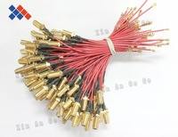 10pcs Red color Antenna Converter Cable U.FL/IPX to SMA female connector 15CM 1.37mm Pigtail cable