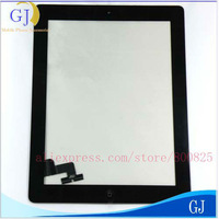 5pcs/Lot,,For iPad 2 Digitizer,Touch Screen, Free shipping by EMS