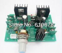 Wholesale price ship,PWM DC Motor speed Regulator High voltage Regulate 12v-65V 10A current