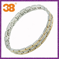 2013 Wholesale 316L Stainless Steel Fashion Bracelet Magnetic Jewelry