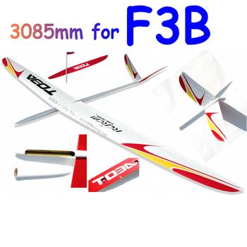 F3b Toba fiberglass aircraft remote control