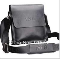POLO Men shoulder bag men genuine leather messenger bag high quality business bags, briefcase 8005