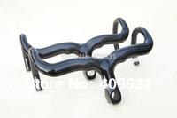 2014 carbon handlebar new racing bicycle stem 400X100mm seatpost handle bar for road HB006