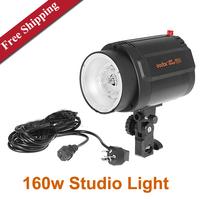 Godox 160w Mini video light Professional Studio Flash light Photography Lights Studio shoot lights Photographic Equipment
