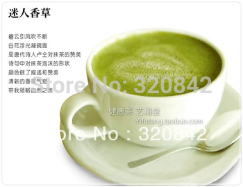 Matcha Green Tea Powder puretea 100% organic,100g
