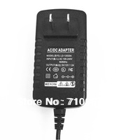 AC 100-240V to DC 12V 2A 5.5mm*2.1mm US plug adapter charger for CCTV camera accessories