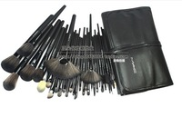 M professional ! black pink 32 cosmetic set 32 cosmetic set brush set tools