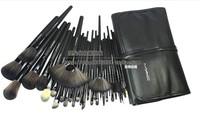 M professional ! black pink 32 cosmetic set 32 cosmetic set brush set tools