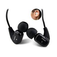 Free shipping Cogoo t02 in ear earphones sports type bass sound insulation earplugs Headphones  multimedia stereo earphone