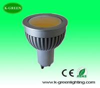 New Design COB LED Spotlight  5W GU10 COB Spotlight  hight quality led cob led spot lighting free shipping