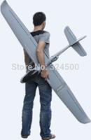 757-V2 FPVraptor V2 2000mm 2m UAV FPV Plane Upgrade Motor Tower trim scheme unibody pusher (FPV raptor V2 Frame kit + propeller)