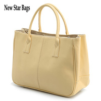 2014 Hot Sale free shipping  Elegant fashion lades handbags pu leather popular women bags Factory price offer  NSS010