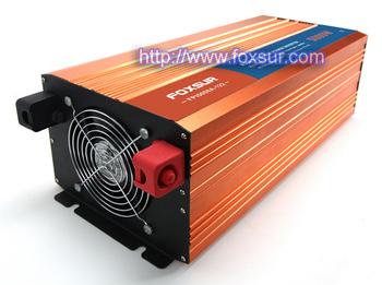 5000W pure sine wave inverter with USB 12V 24V 48V dc input 230V ac output