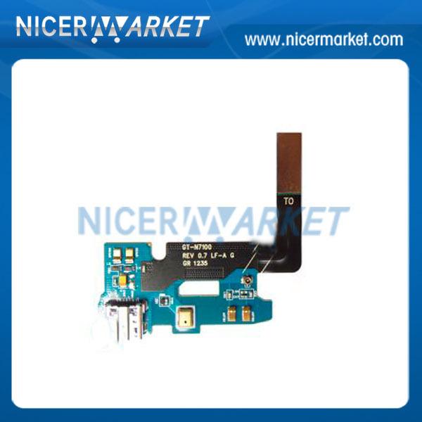 Гибкий кабель для мобильных телефонов Flex Samsung 2 N7100 Flexcable Flexcable, USB Flexcable