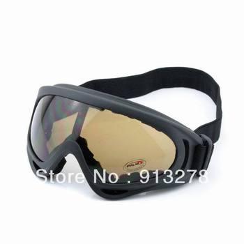 Free Shipping  Ski Skiing Snowboarding Sports Goggles UV400 Sunglasses 901747-SL-00113